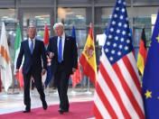 Szczyt NATO w Brukseli: Tusk spotkał się z Trumpem. Polskę reprezentuje Andrzej Duda