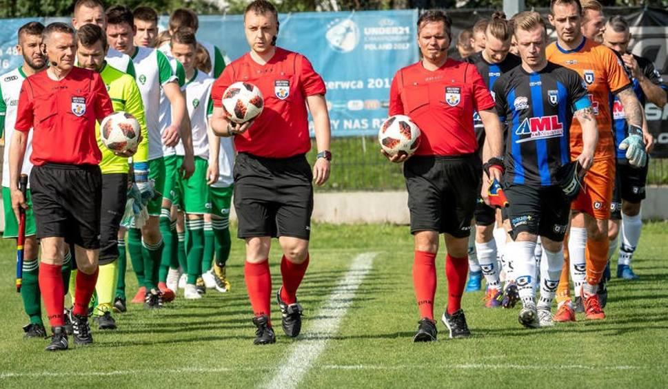 Film do artykułu: Wypowiedzi po meczu Victoria Lisewo - Zawisza Bydgoszcz [wideo]