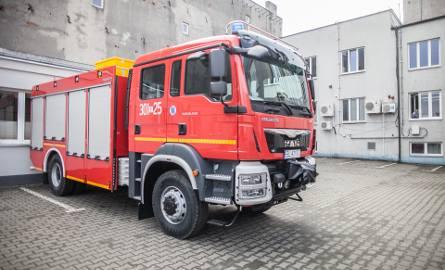 CBA u strażaków z OSP, bo wozy strażackie nie dojechały do remiz
