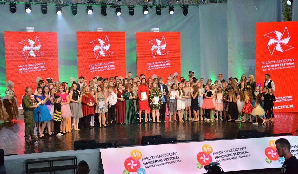 Film do artykułu: Weronika Gumuła z Opatowa wyróżniona na Festiwalu Harcerskim