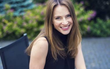 Anna Dereszowska: Mam swoje dzieci, ale być może kiedyś zdecyduję się na adopcję