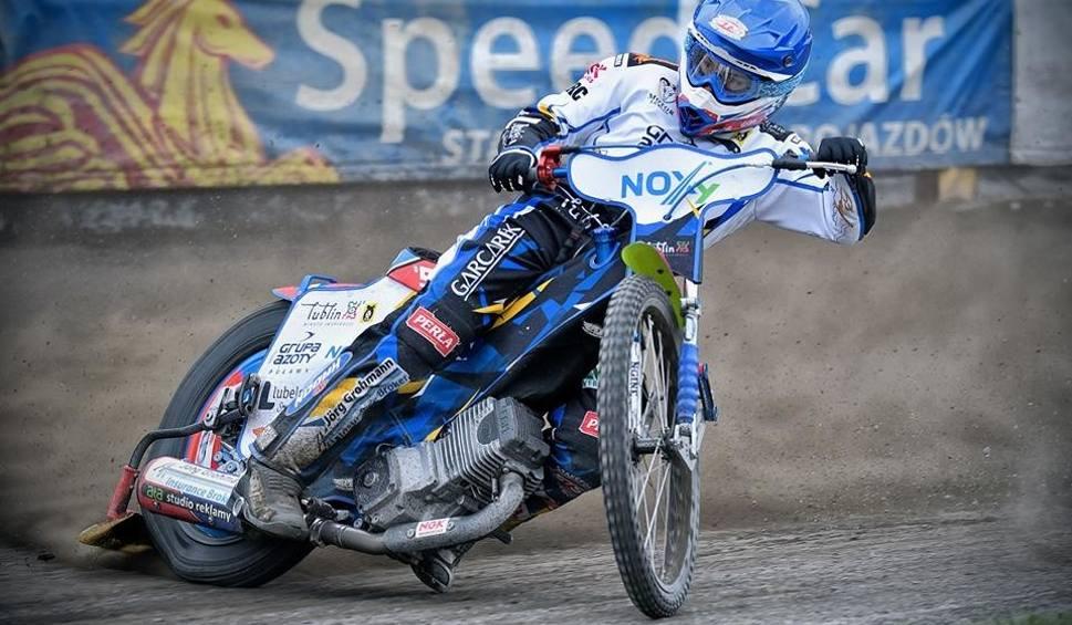 Film do artykułu: Robert Lambert zostaje w Speed Car Motorze Lublin