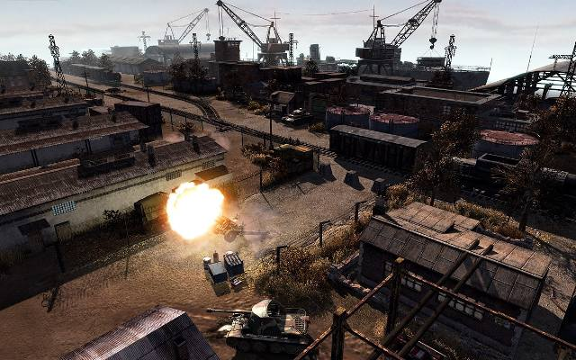 Men of War: Assault Squad 2. Pierwsze informacje i mała galeria