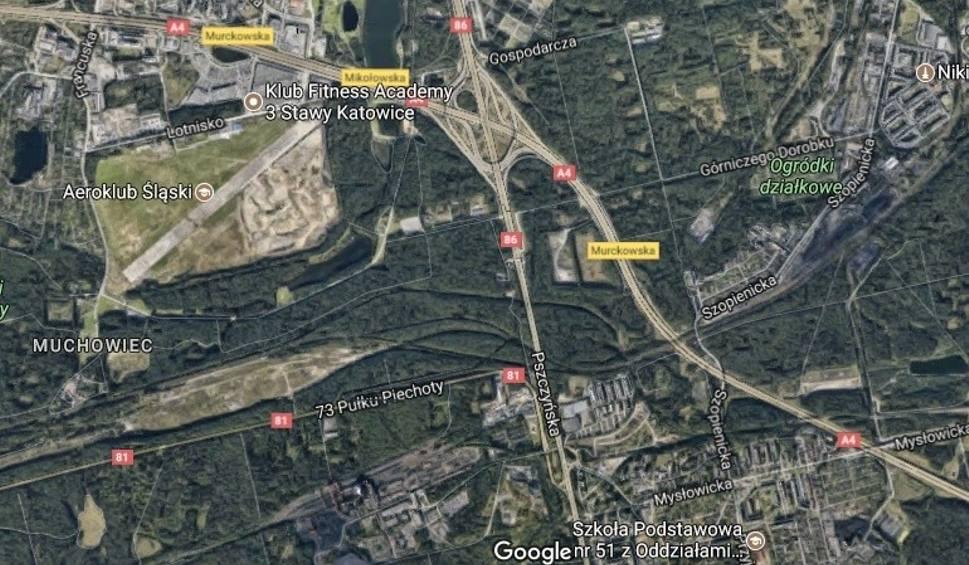 Film do artykułu: Przebudowa węzła Giszowiec. 8 chętnych na rozbudowę dróg 81/86 i remont skrzyżowania MAPY I FIRMY