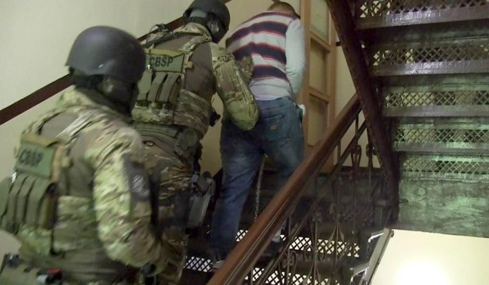 Film do artykułu: Pseudokibice zatrzymani przez CBŚP na Śląsku zostali tymczasowo aresztowani. Mają zarzuty związane m.in. z śmiertelnym pobiciem Dariusza P.