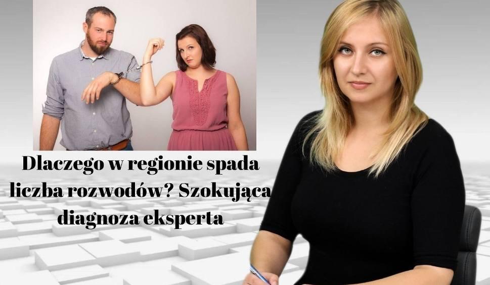 Film do artykułu: Dlaczego w naszym regionie spada liczba rozwodów? Szokująca diagnoza eksperta [WIADOMOŚCI]