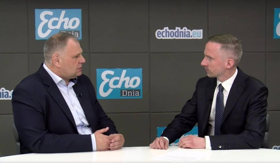Film do artykułu: Poseł Adam Cyrański: To najważniejsze wybory europejskie w historii Polski
