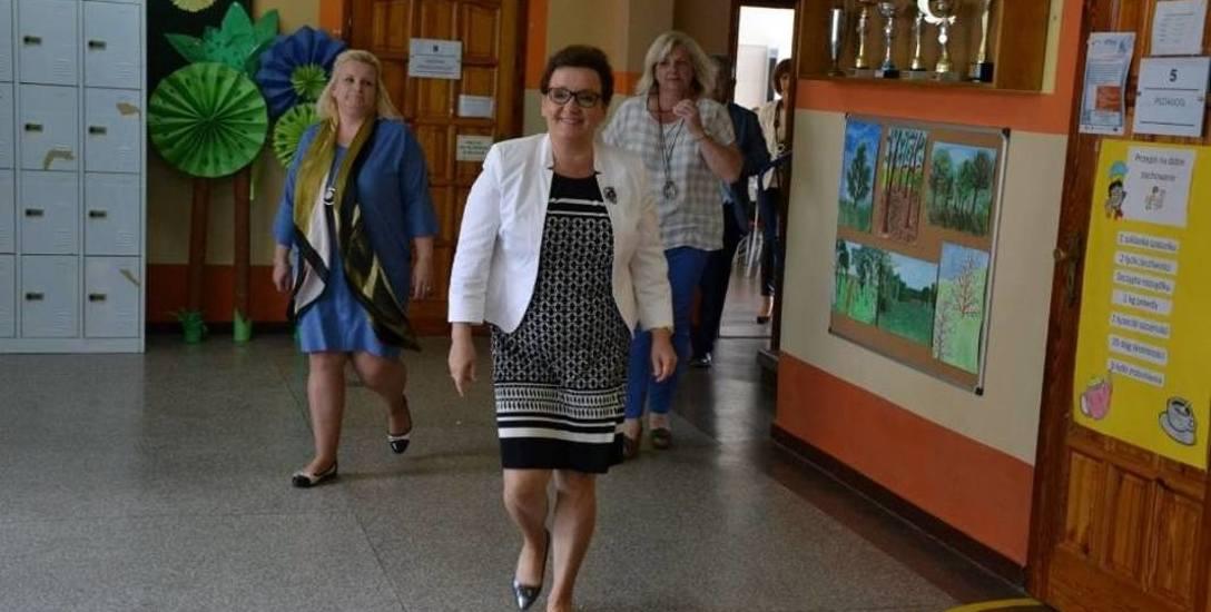 Reforma wchodzi do szkół, a minister odwiedza Pomorze