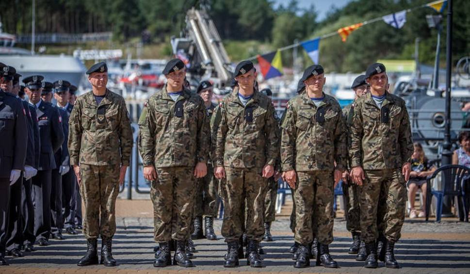 Film do artykułu: W Ustce i Słupsku będziemy obchodzić Święto Wojska Polskiego