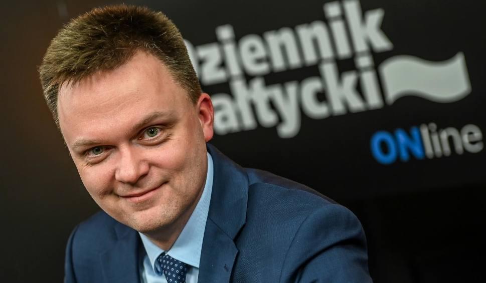 Film do artykułu: Szymon Hołownia: Zakonnik odmówił udzielenia mi komunii świętej. Rzecznik kurii przeprasza