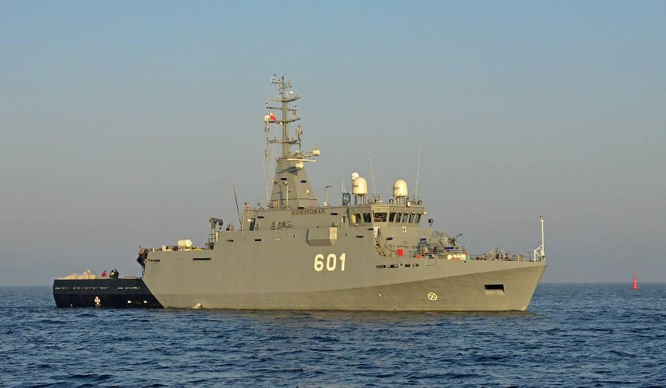 Film do artykułu: ORP  Kormoran Statkiem Roku! To najlepsza jednostka wybudowana w polskiej stoczni. Nagrodę przyznano podczas Forum Morskiego Radia Gdańsk