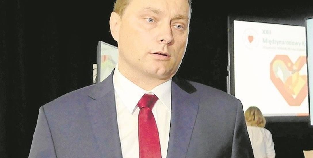 """Tegoroczny kongres odbywa się pod hasłem """"Niewydolność serca - zatrzymać epidemię"""" - mówi prof. Piotr Jankowski"""