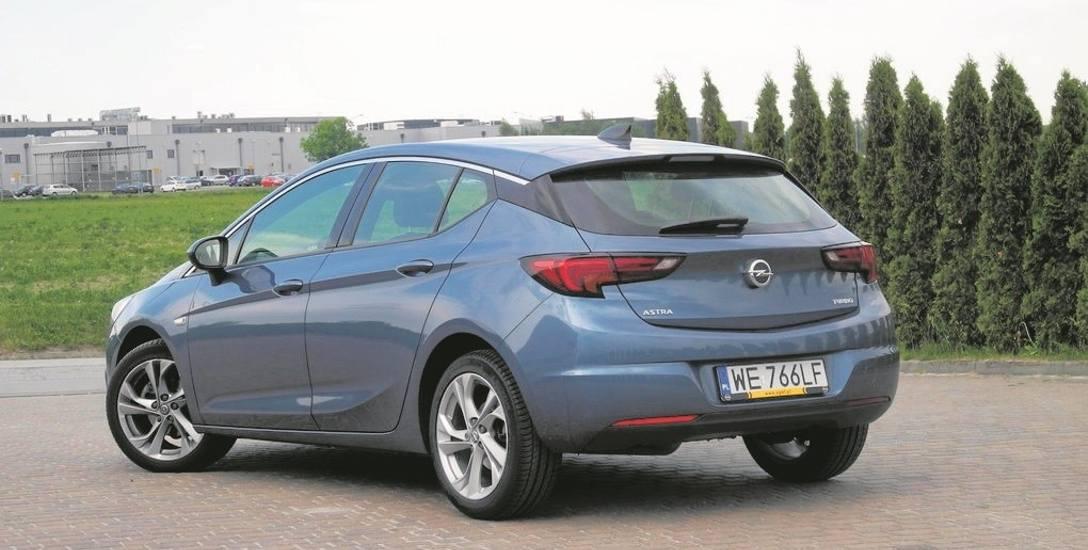 Nowy Opel Astra ma polski akcent [zdjęcie interaktywne]