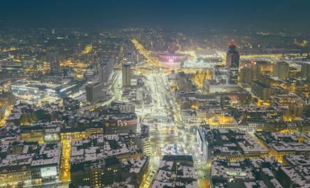 Katowice, Aleja Korfantego