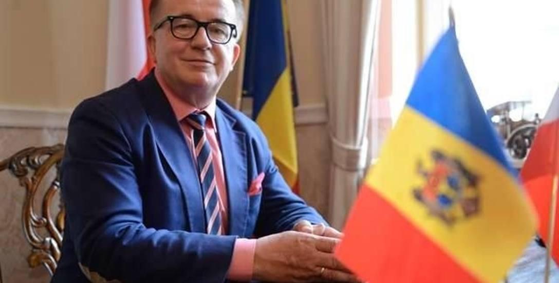 Jan Mrozowski, konsul honorowy Republiki Mołdawii w Toruniu, już zaangażował się w sprawę.