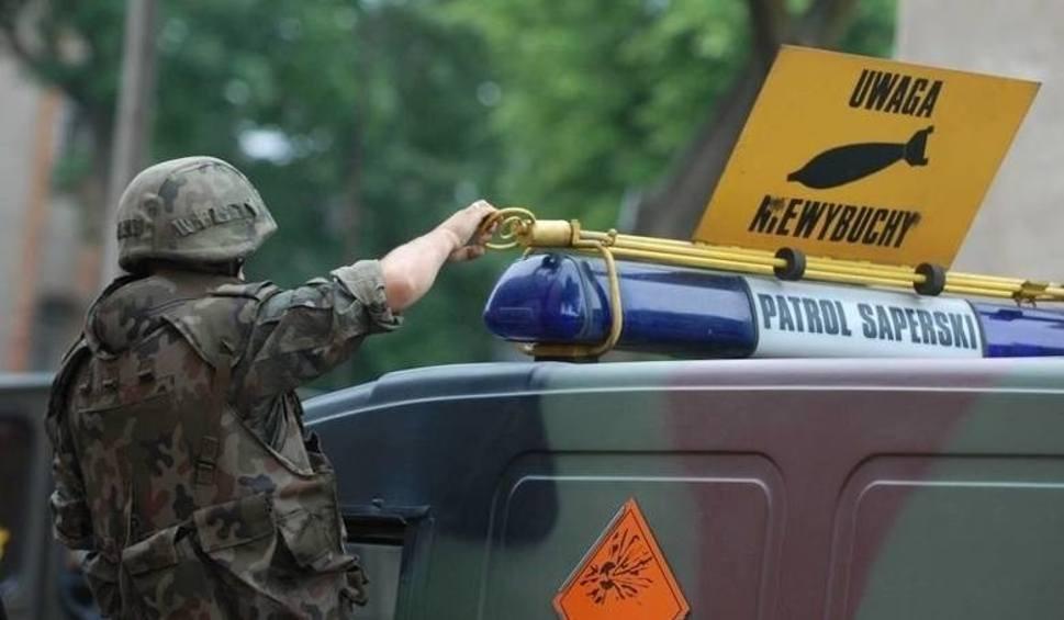 Film do artykułu: Przyniósł do domu artyleryjski pocisk. Ewakuacja bloku w Toruniu