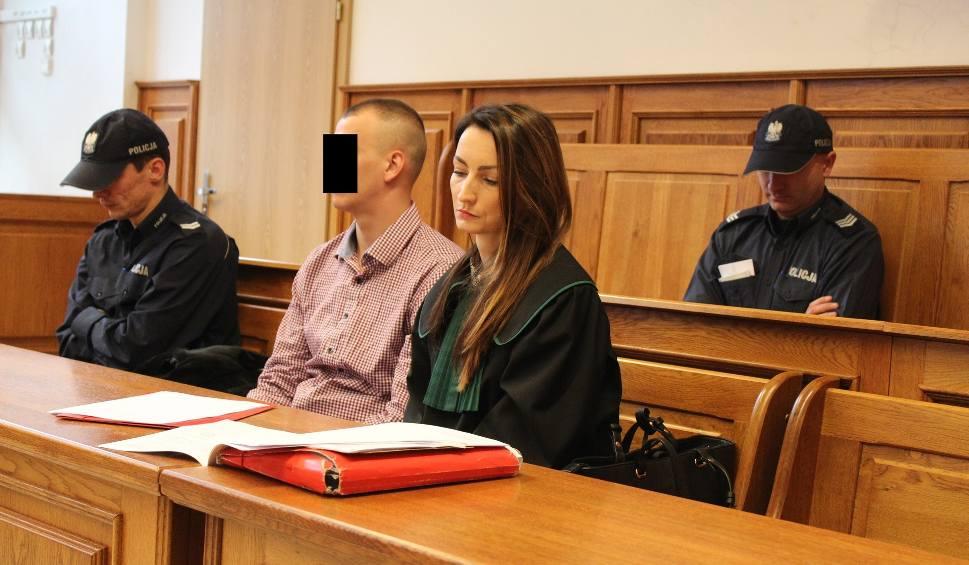 Film do artykułu: Oskarżony o podpalenie i próbę zabójstwa 7 osób w Skomielnej Czarnej: Ja nie skrzywdziłbym synka