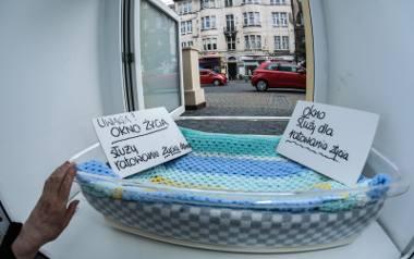 """""""Okno Życia"""" – ratunek dla dziecka, szansa dla matki"""