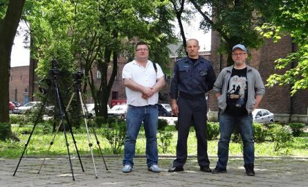 W filmie Raciborska Temida zobaczymy w sumie 12 bohaterów