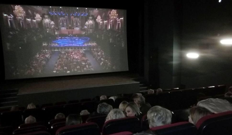 Film do artykułu: Koncert karnawałowy króla walca po raz drugi we Włoszczowie. To było spektakularne widowisko muzyczne