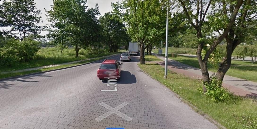 Wyremontowany ma być chodnik od ronda Szczecińskiego do ul. Brukselskiej 7.