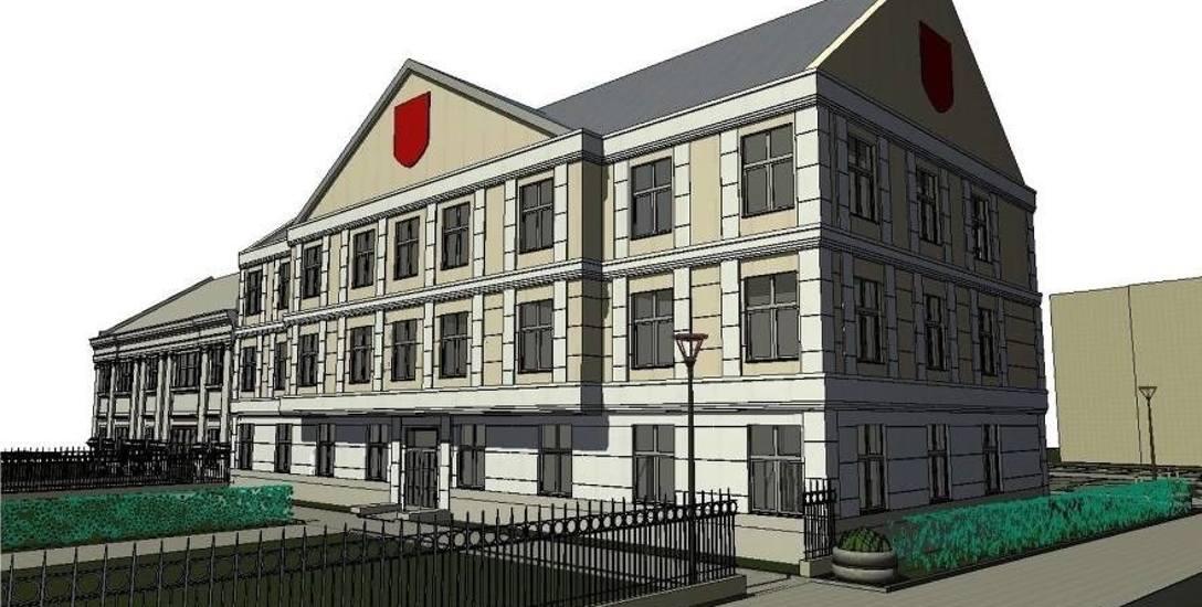 Przy ul. Stodólnej we Włocławku będzie budowany nowy urząd dla starostwa
