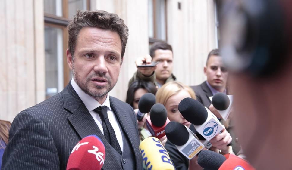 Film do artykułu: Rafał Trzaskowski w Rybniku. Dzisiaj kandydat na prezydenta RP rozpoczyna kampanię wyborczą