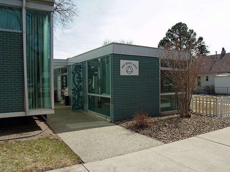 Jedno z regionalnych biur służb w USA