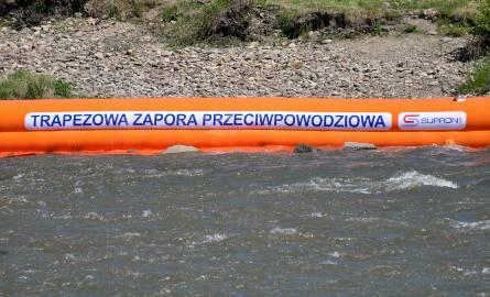 Podnosi się poziom wody w rzekach w Małopolsce