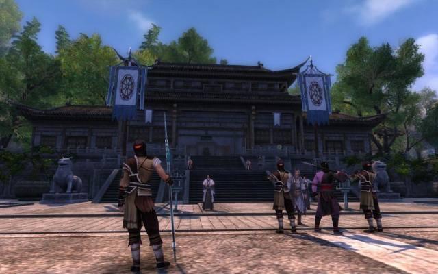 Age of Wulin: Bitwy PvP dla ponad 1 300 graczy
