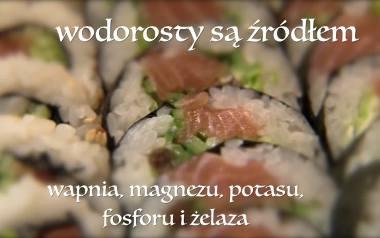 surowa ryba, sushi