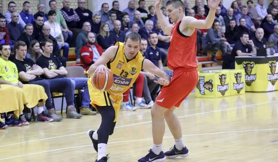 Film do artykułu: Lublin to w tym sezonie wyjątkowo pechowe miasto dla koszykarzy Żubrów
