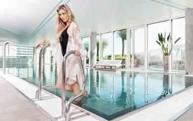 Joanna Krupa wynajęła luksusowy apartament w Warszawie przy Złotej 44 marki No.44 Luxury Rental. Luksus to coś więcej niż piękny apartament w designerskim