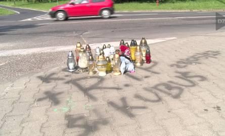 Koszmarny wypadek motocyklowy w Zabrzu. Zginął 4-latek NOGA Z GAZU