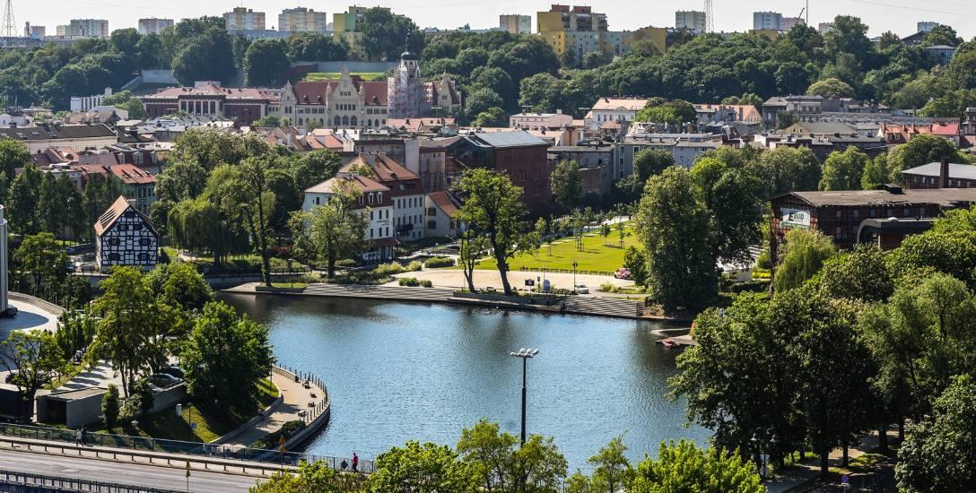 Bydgoszcz w czołówce najbardziej zielonych miast