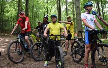 Rowerowa Złote Ścieżki - jedna z turystycznych nowości w Górach Opawskich.