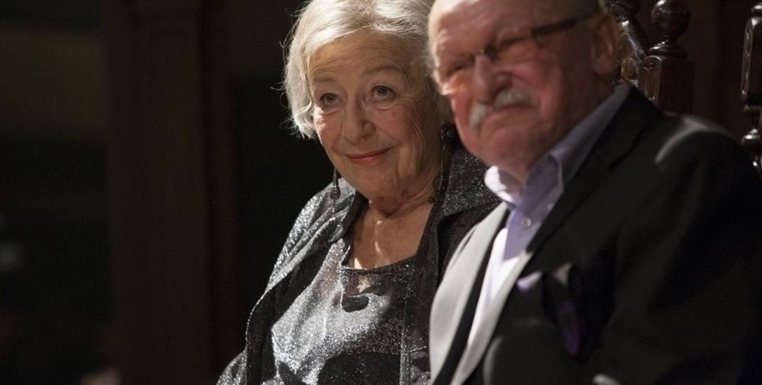 Halina Winiarska-Kiszkisz oraz Jerzy Kiszkis