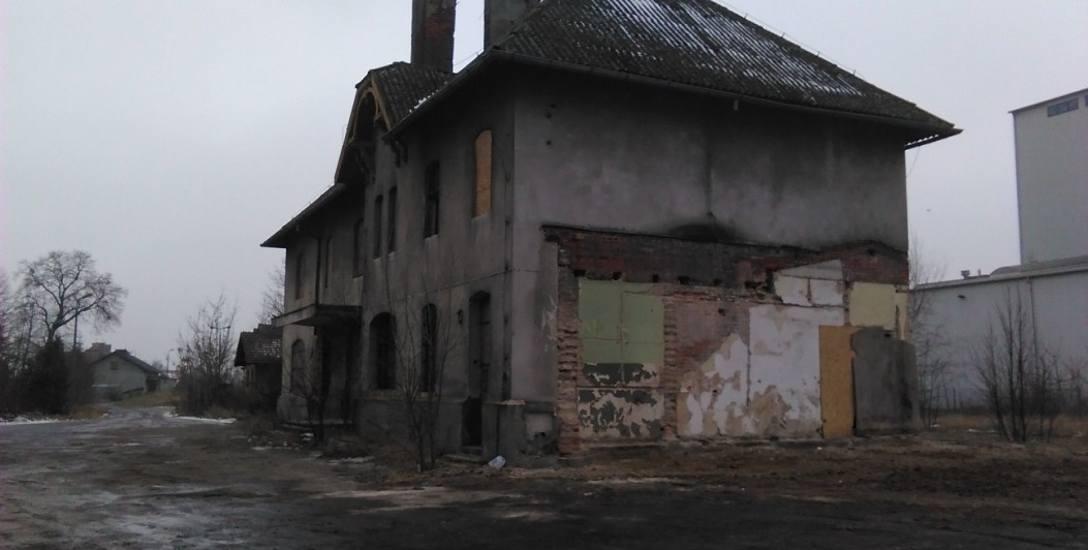 Wyburzą dworzec kolejowy w Golubiu-Dobrzyniu?