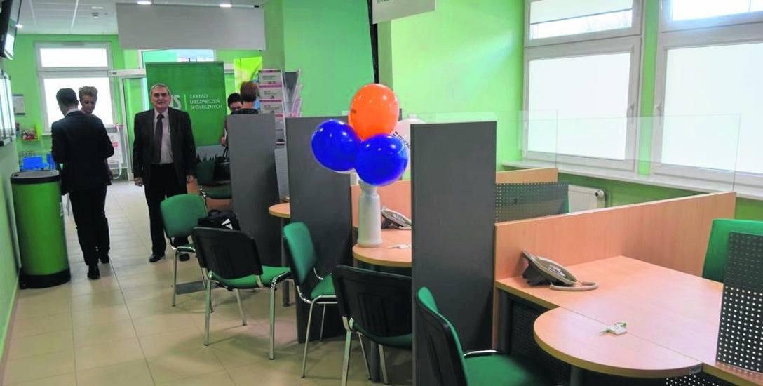 Szczecinecki inspektorat Zakładu Ubezpieczeń Społecznych w nowej odsłonie, tu od najbliższego poniedziałku będzie można załatwić swoje sprawy
