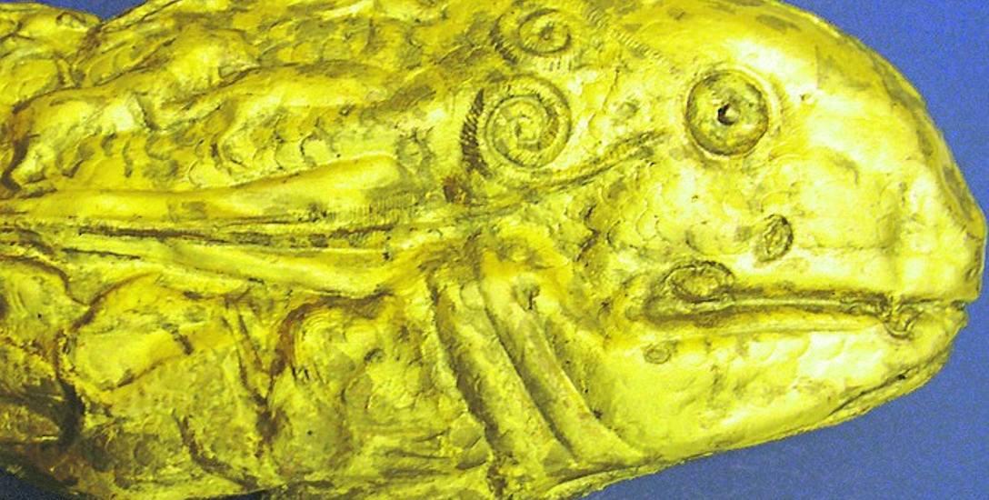 Z obecnością Scytów w naszym regionie wiąże się także słynna złota ryba znaleziona w okolicy Witaszkowa