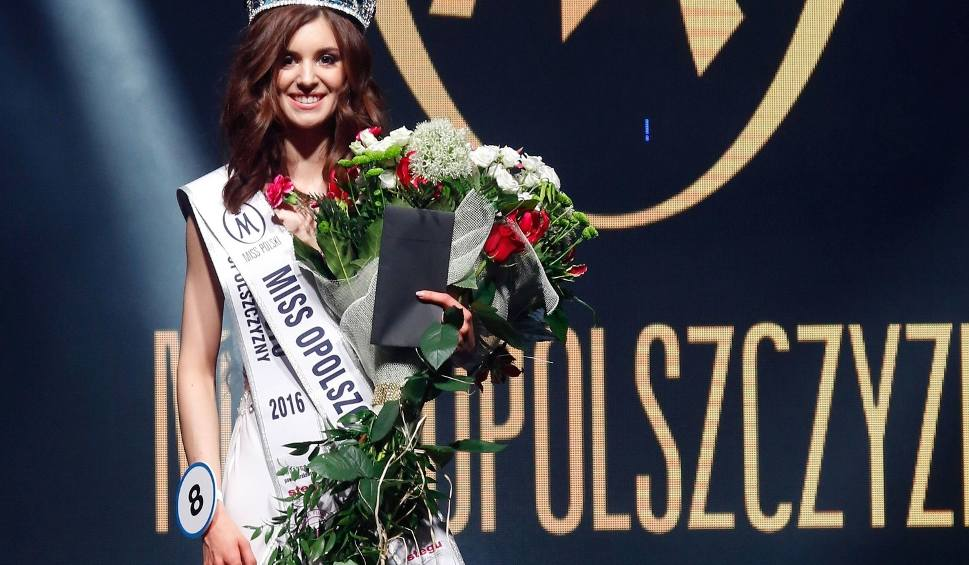 Film do artykułu: Natalia Szałagan z Łąki Prudnickiej została Miss Opolszczyzny 2016