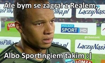 Memy po Ajax - Legia: Szpaku z przytupem zakończył puchary dla Polski, MU nie przyjedzie [GALERIA]