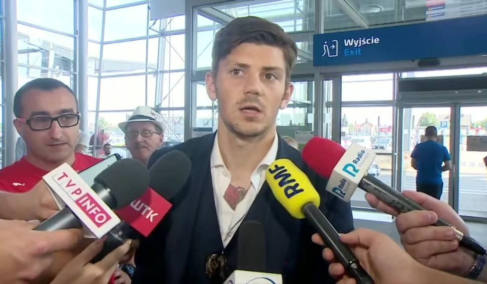 Film do artykułu: Dawid Kownacki, kapitan kadry do lat 21: Bardzo się ze sobą zżyliśmy, byliśmy jak rodzina [WIDEO]