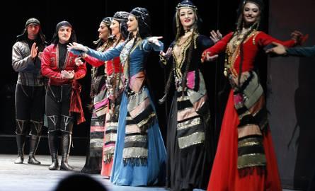 """Narodowy Balet Gruzji """"Sukhishvili"""" w Teatrze Wielkim w Łodzi [ZDJĘCIA,FILM]"""