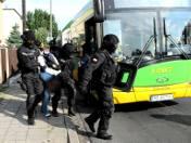 Nożownik z autobusu MPK usłyszał zarzut usiłowania zabójstwa