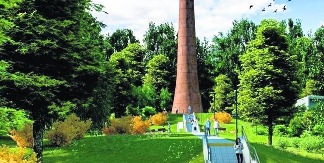 Wieża ciśnień w Będzinie Grodźcu ma stać się kolejną miejską atrakcją