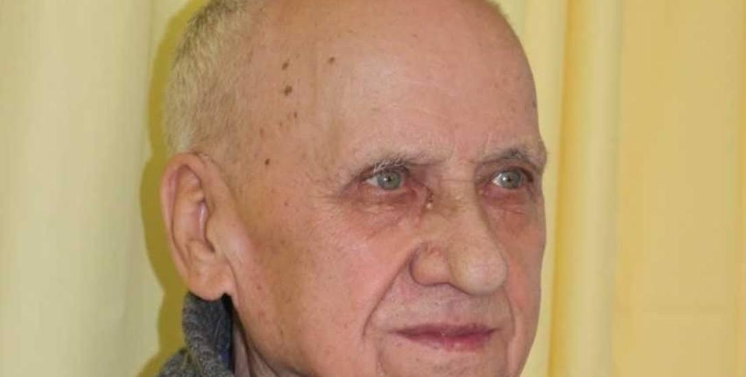 Senior Marian Wierzbicki
