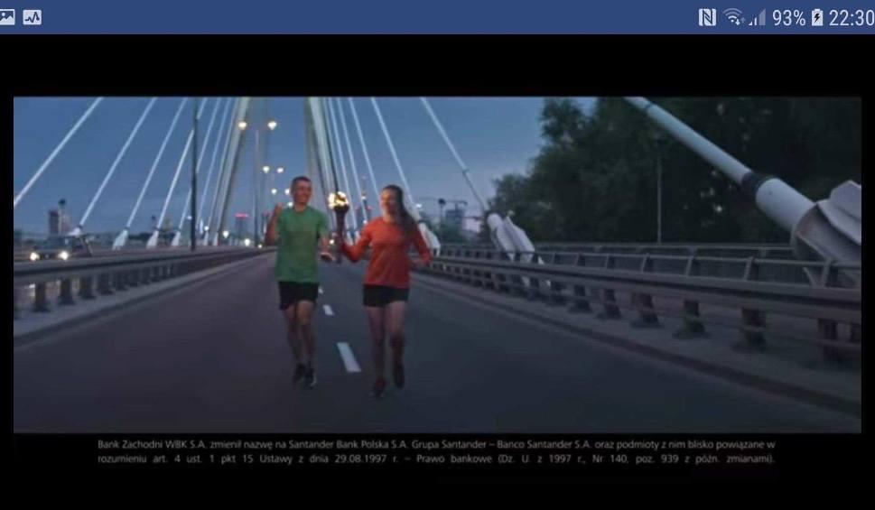 Film do artykułu: Starachowice: Znane sportowe małżeństwo w telewizyjnej reklamie dużego banku