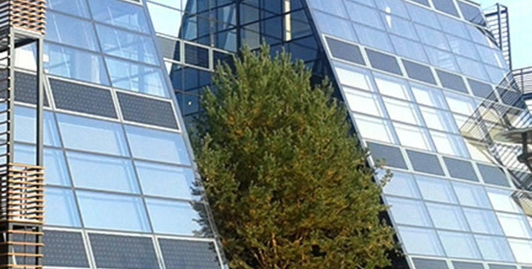 Nowoczesna siedziba Wojewódzkiego Funduszu Ochrony Środowiska i Gospodarki Wodnej w Łodzi