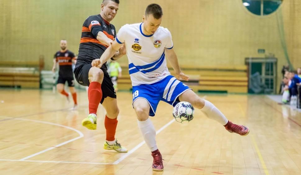 Film do artykułu: Futsal. Czternaście goli i wysoka porażka MOKS Słoneczny Stok Białystok [GALERIA, WIDEO]